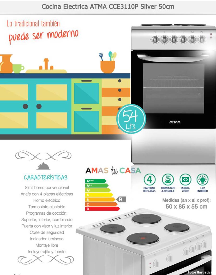 Cocina Atma