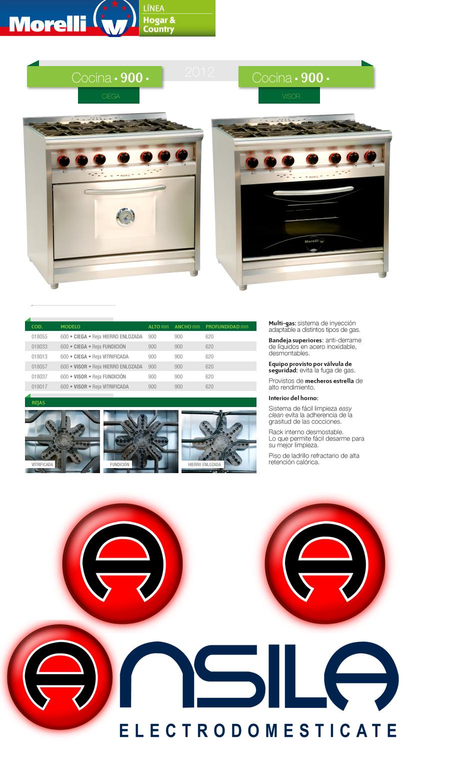 Cocina industrial morelli images - Cocina industrial ...