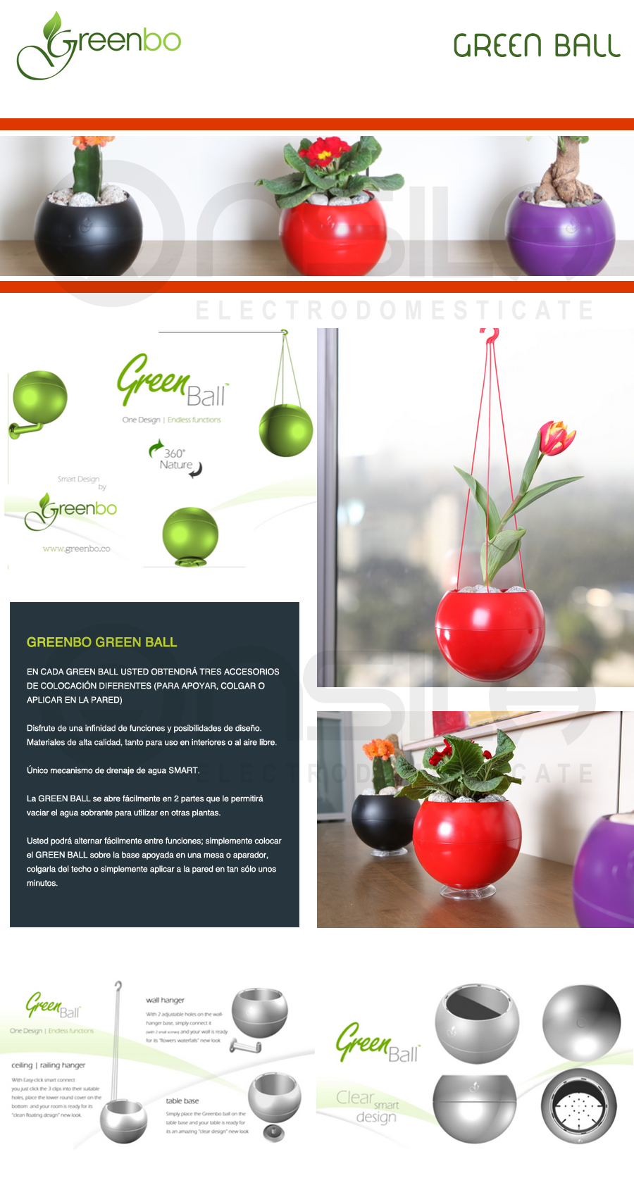 Greenbo greenball