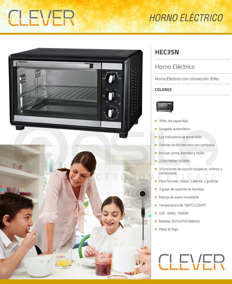 Horno Clever