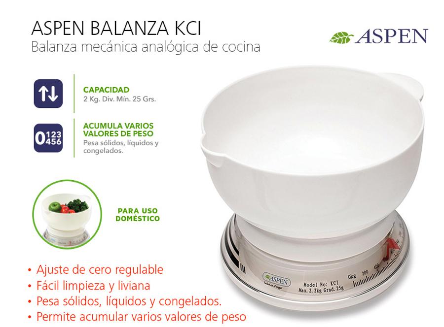 Balanza Aspen
