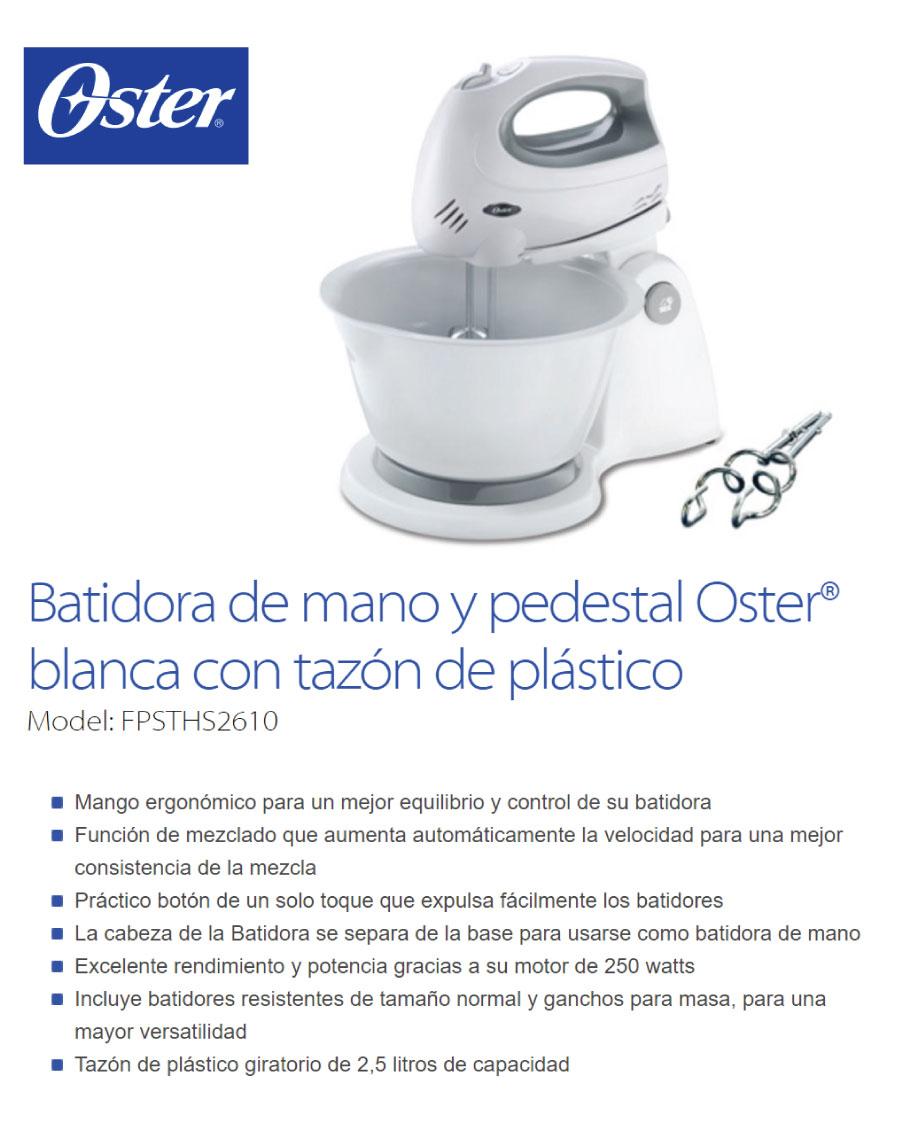 Batidora Oster 2610