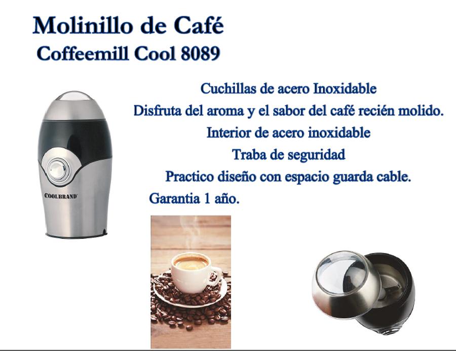 Molinillo Coolbrand