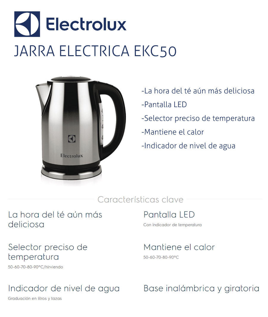 Pava Electrolux