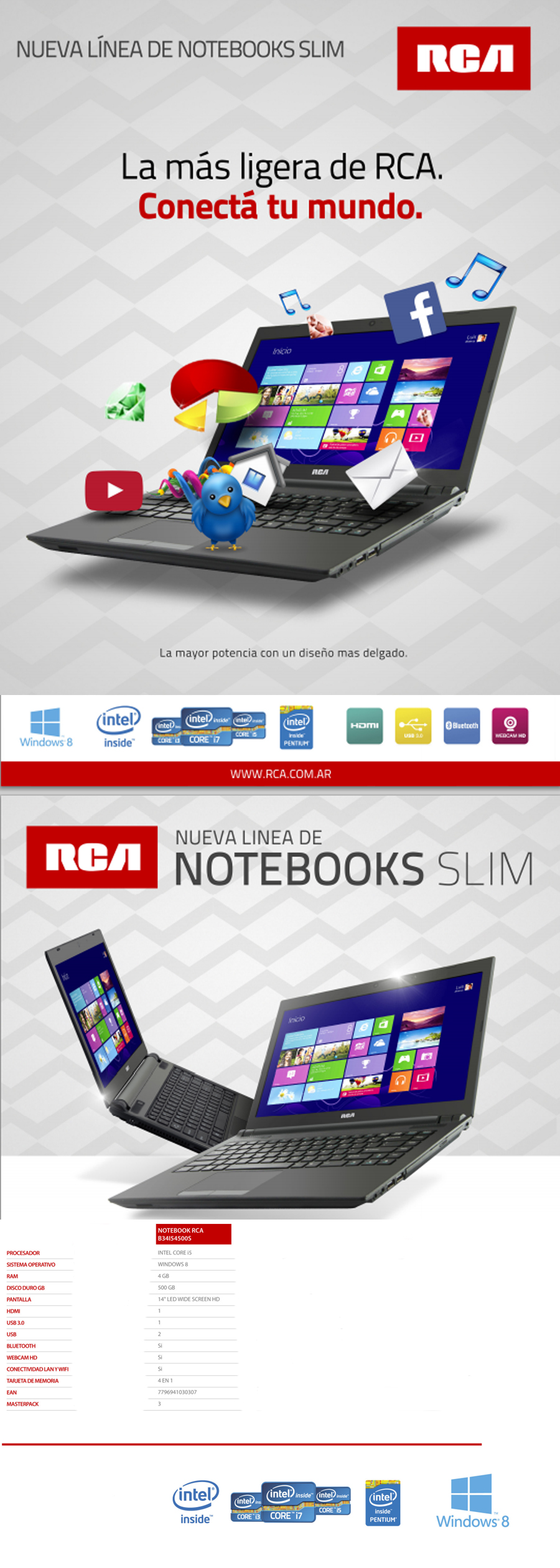 Notebook BGH
