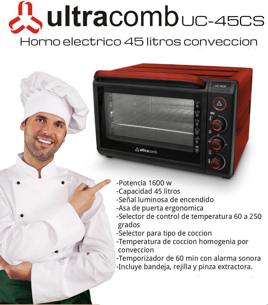 Horno Ultracomb 45