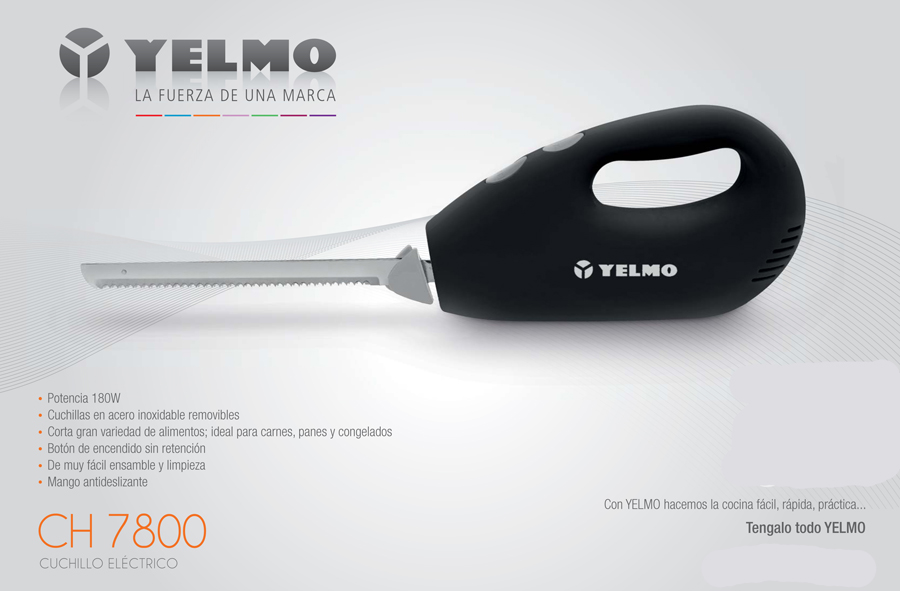 Cuchillo Yelmo